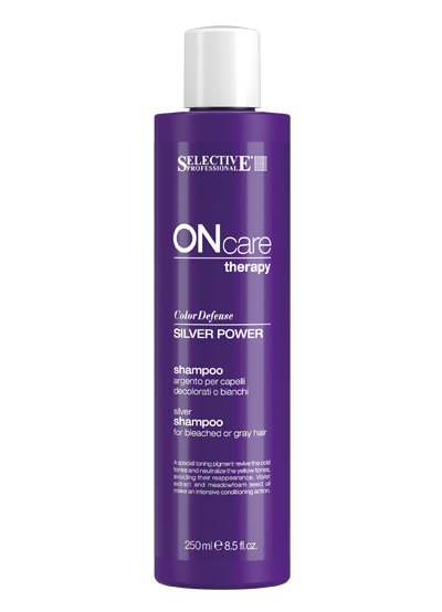 ON care shampoo_silver power 1l NP
